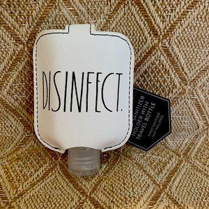 Rae Dunn hand sanitizer holder with travel…